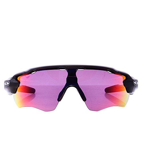 Oakley Radar Pace Prizm Road Sunglasses (OO9333) Black/Red Plastic - Non-Polarized - - Feedback Oakley