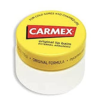 Carmex Classic Lip Balm Medicated 0.25 oz Pack of 36