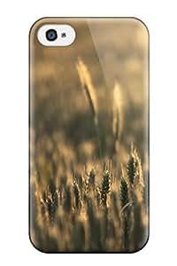 High Grade ZippyDoritEduard Flexible Tpu Case For Iphone 4/4s - Wheat