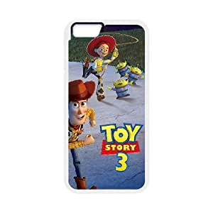 Toy Story 3 iPhone 6 4.7 Inch Cell Phone Case White rnbr