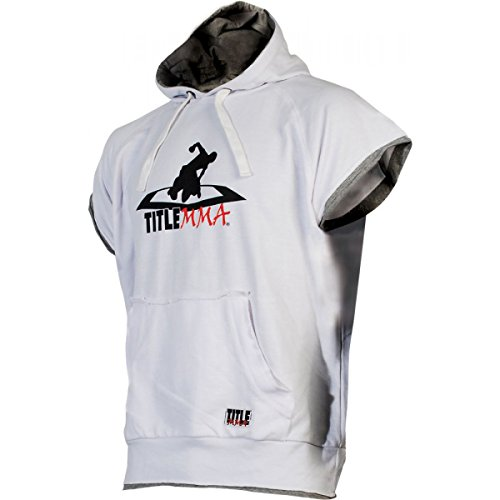 TITLE MMA Terry Sleeveless Hoody – DiZiSports Store