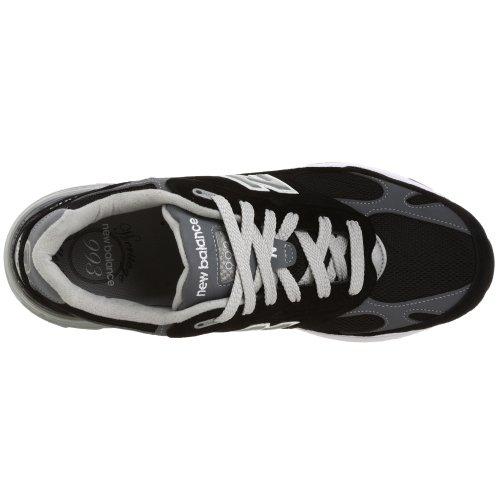 New Balance 993, Scarpe da Corsa Uomo Black