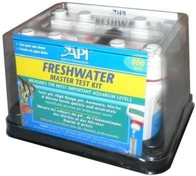 API (2 pezzi) - Liquid Master Test Kit (FW) 6 test
