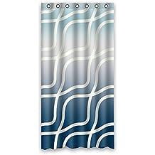 "36 ""x72"" novelty graphic background Mildew-Resistant Antibacterial Heavy-Duty Shower Curtain(90cm x 183cm)"