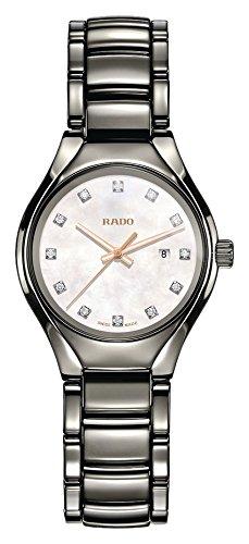 [ラドー]RADO 腕時計 True(トゥルー) クオーツ R27060902 レディース 【正規輸入品】 B074CBHT9Y