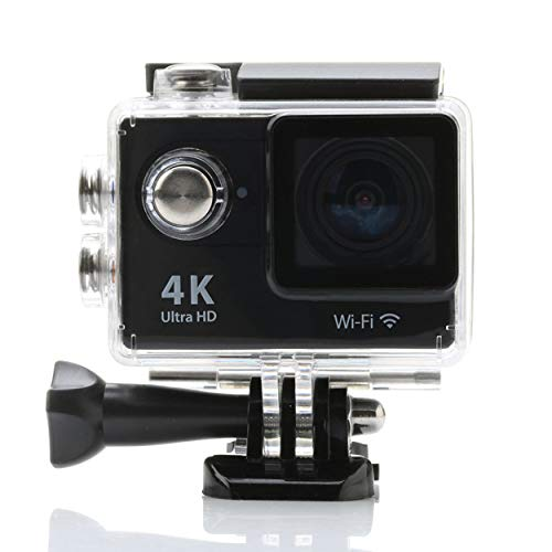 170 Degree View Angle Sunplus 6330M OV4689 Chipset Action Camera H9 Ultra HD 12MP 4K WiFi Sport 1080P/60fps Mini for Gopro