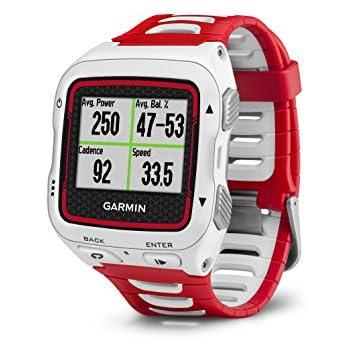 Amazon.com: Garmin Forerunner 920XT White/Red Watch With ...