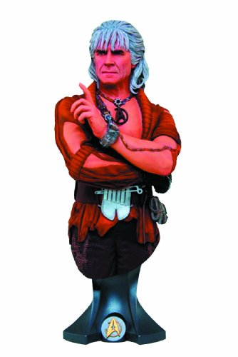 Titan Merchandise Star Trek Khan Noonien Singh Maxi Bust (Captain Kirk Outfit)