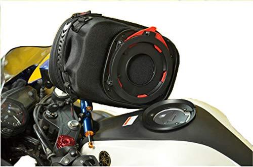(SOMITI | Tank Bags | for BMW R 1150 R/1150 RT/1200 GS/1200R/1200RS/BMW S 1000 XR/BMW K 1200 RS Oil Fuel Tank Bag Waterproof Racing Package)