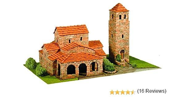 Domus - Románica 16 Sta. María de Lebeña (40093): Amazon.es: Juguetes y juegos