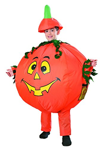 Costumes Pumpkin (Rubie's Costume Co Inflatable Pumpkin)