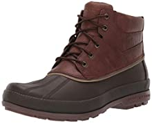 Sperry Mens Cold Bay Chukka Boots, Brown/Coffee, 11