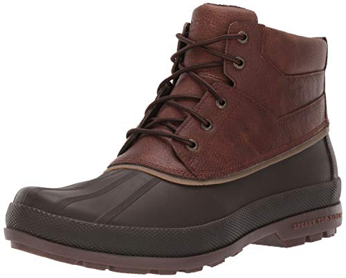 Sperry Mens Cold Bay Chukka Boots, Brown/Coffee, 10.5