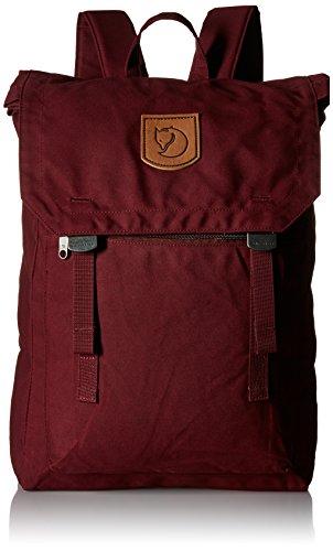 Fjallraven Foldsack No.1 Daypack, Dark Garnet by Fjallraven