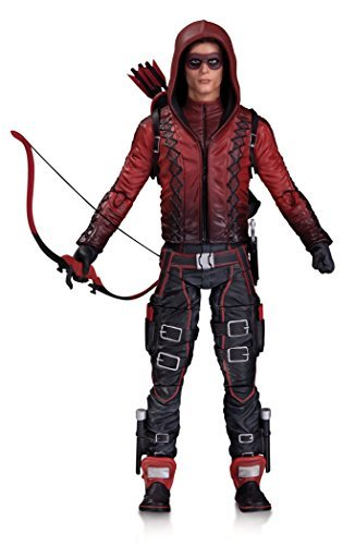 red arrow action figure - 7