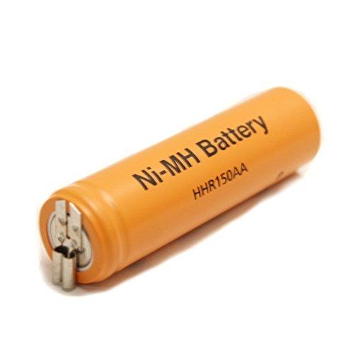 Akku - Wella Xpert HS40 - Tondeo Eco XS - Wella Contura - Batterie Battery HS 40 mit Einbauanleitung und Fotos