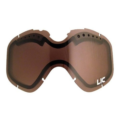 Liquid Image 632 Snow Ionized Goggle Lens, L/XL