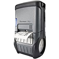 Intermec PB22A10804000 Series PB22 2 Rugged Mobile Direct Thermal Label-Receipt Printer, WLAN FCC, RS232 Serial, USB without Reader, 16 MB Ram/64 MB Flash, 203 dpi