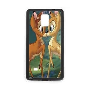 Samsung Galaxy S4 Phone Case Black Bambi DTW8049029