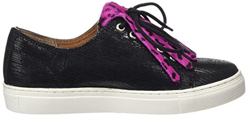 068 Negro Mujer Zapatillas Sevier para 36 Gioseppo qvAwOA