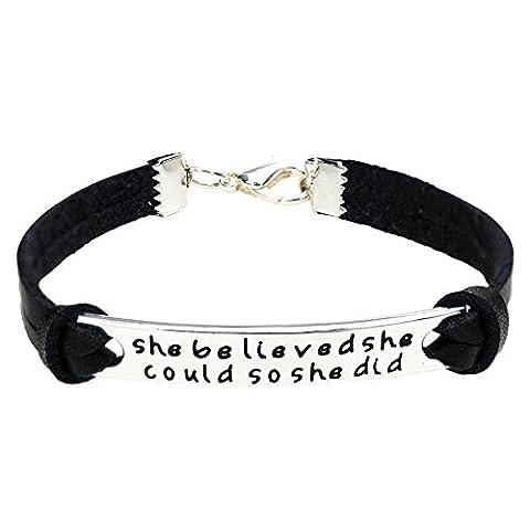 O.RIYA Leather Bracelets