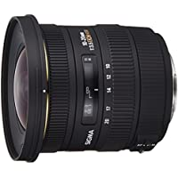 Sigma 10-20mm f/3.5 EX DC HSM ELD SLD Aspherical Super Wide Angle Lens for Sony Digital SLR Cameras