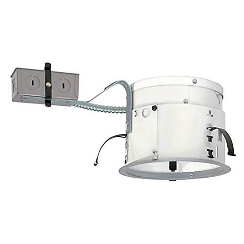 Juno Lighting TC2R 6-Inch Non-IC Rated Remodel Universal Housing by Juno Lighting Group