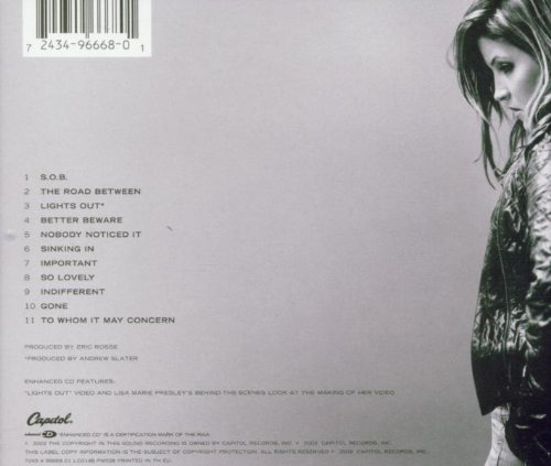 Lisa marie presley to whom it may concern amazon music altavistaventures Images