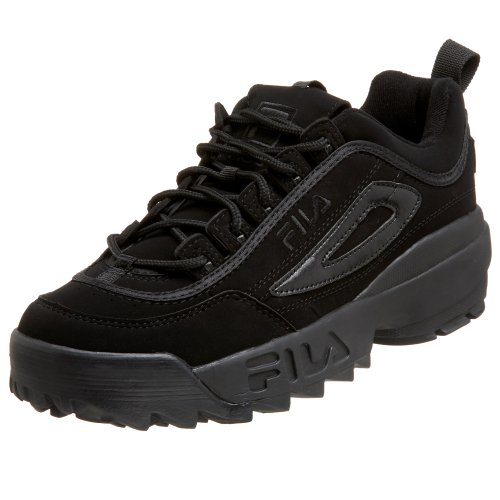 - Fila Men's Strada Disruptor, Triple Black