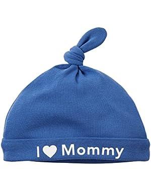 Carter's Baby Boys' I Love Mommy Beanie