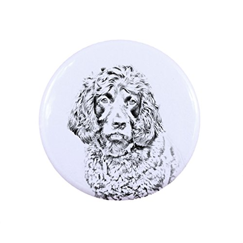 ArtDog Ltd. Boykin Spaniel, a Ring with a Dog