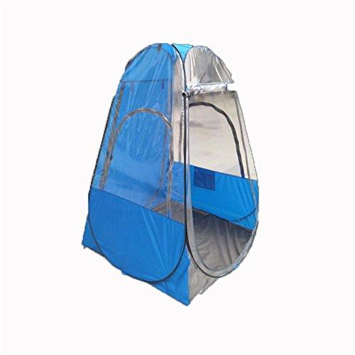 TJ Outdoor Aktivitäten transparent Zelt Automatische Angeln Zelt Regendicht Sun Zelte