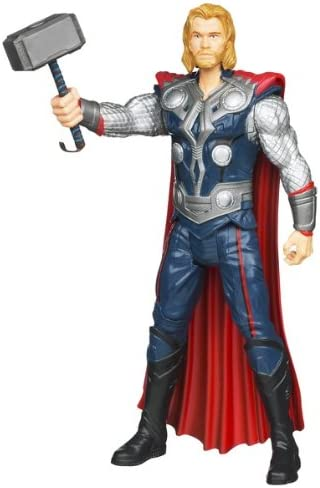 "8/"" THOR Marvel Avengers Superhero Action Figure Doll 20cm NEW"