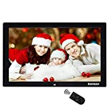 Kenuo 17 Inch Digital Picture Photo Frame Advertising Media Player 1440x900(16:9) HD Wide