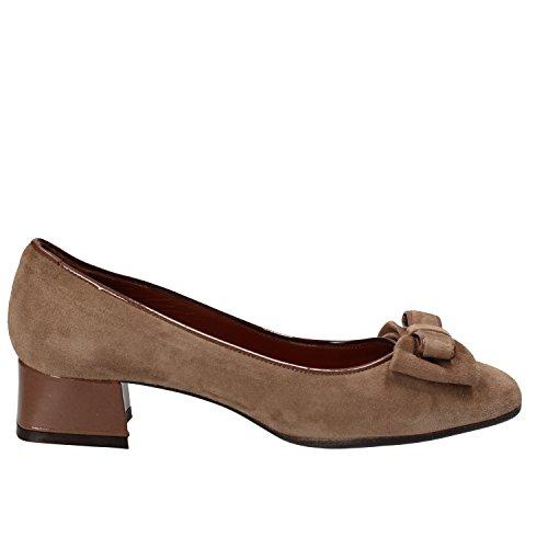MELLUSO beige Beige brun femme pour Escarpins 4aq0a1