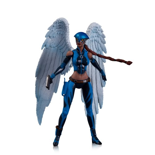 DC Collectibles DC Comics Earth 2: Hawkgirl Action Figure