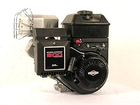 Motor Briggs & Stratton Intek I/C OHV horizontal 19/62, 5,5 CV ...