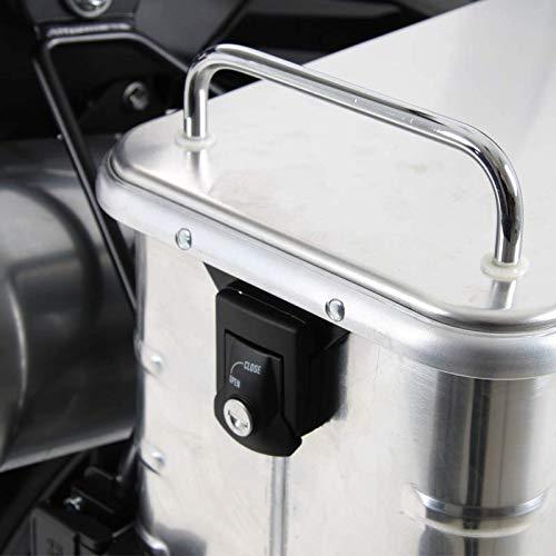 Hepco/&Becker Seitenkoffer Alu Standard 35 rechts