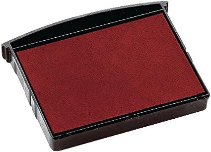 2 St/ück pro Packung COLOP 107746 E//2100 Ersatzkissen rot