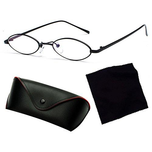 gafas gafas C1 de Retro Pequeñas sol UV400 Highdas Pequeñas Mujeres de Vintage sol Hombres ovaladas qEZBvqx1