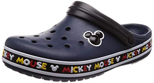 Crocs Crocband Mickey III Clog, Multi 9 US Men/ 11 US Women M US