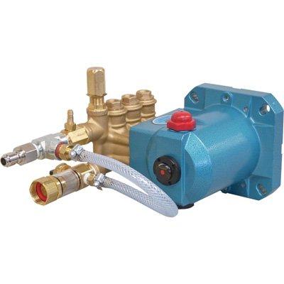 Cat Pumps Pressure Washer Pump - 3000 PSI, 2.5 GPM, Direct Drive, Electric, Model# 4DNX25GSI -