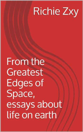 From The Greatest Edges Of Space Essays About Life On Earth  From The Greatest Edges Of Space Essays About Life On Earth By Zxy Online Creative Writing Mfa also Topics For Synthesis Essay  Bullying Essay Thesis