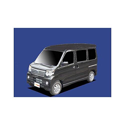 □TUFREQシステムキャリア ディアスワゴン S321N/S331N用 ベースキット1台分 B06Y2P1HQX
