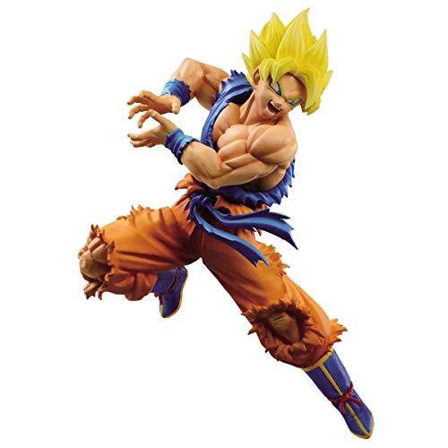 Banpresto 35834 Dragon Ball Super S.S Son Goku Z-Battle Figure (Best Dragon Battles Z Ball)