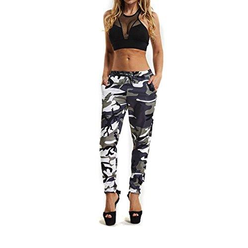 Impero Donna Militare Jeans Itisme Verde Jeanshosen qE46xAFwx