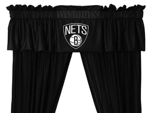 Brooklyn Nets Logo Jersey Material Valence ()