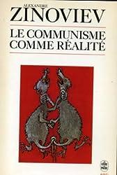 Le communisme comme realite