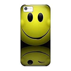 New Saraumes Super Strong Smiley PC Diy For LG G2 Case Cover