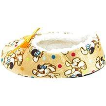 J.Ann-Toddlers/Little Girls (2T-4T) Cozy Slipper Sock- Non Slip Skids